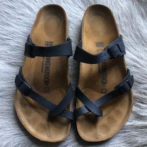 Birkenstock Mayari Black sandals 40 regular